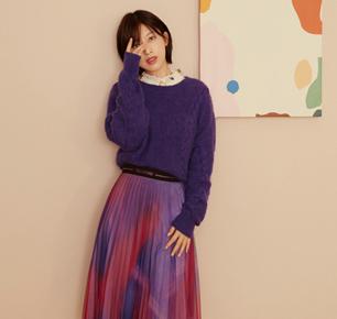 多位女星演绎Lily商务时装新品 示范今秋职场穿搭风尚