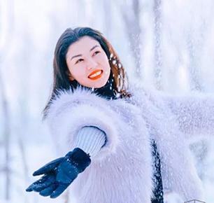 西域美人,踏雪而来——第六季SIUF国际超模大赛全国海选新疆站