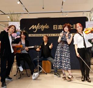 时尚集成店的全新释义,MJstyle日本首家门店盛装开幕