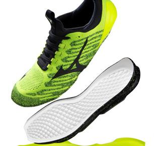 革新制鞋行业:巴斯夫和美津浓联合打造高性能训练鞋