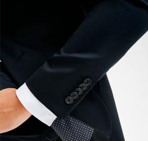 The Woolmark Company携手如意集团联合推出路易丝漫可机洗羊毛西装