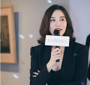LA PERLA庆祝品牌成立65周年 特邀品牌挚友宋佳共赏纪念时装秀