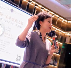 紫贝壳艺术沙龙第六期在上海静安英迪格酒店顺利举办
