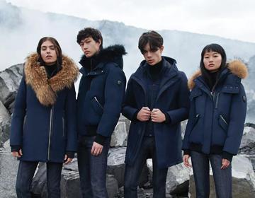 能抗-35℃寒冬的加拿大羽绒服,Rudsak中国首发