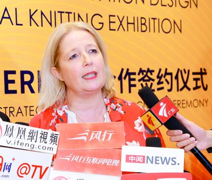 CKIW深圳针博会召开新闻发布会,与全球顶尖展览集团