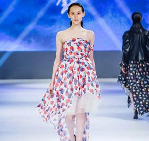 第二届中国时尚设计大赛决赛焕动2020盛泽时尚周