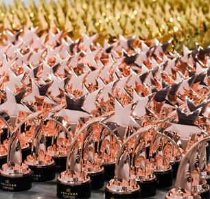 针织行业金牌力量汇聚!2020 CKIW中国针织行业「金针奖」颁奖盛典隆重举行