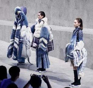 """第23届""""真皮标志杯""""中国国际皮革裘皮时装设计大赛圆满落幕!"""