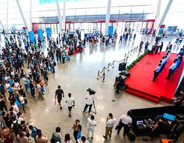 7大展区,8万平米,1500余家展商,2020山东纺博会盛大开