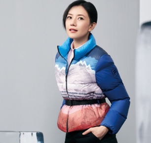 FILA 高级运动羽绒系列推出新品