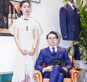 """时尚后浪  潮""""甬""""三江,雅楚服饰以时尚经典致敬百年红帮精神"""
