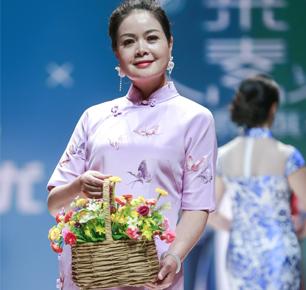 时尚麻艺|梧桐台——莱素旗袍品牌FASHION SHOW