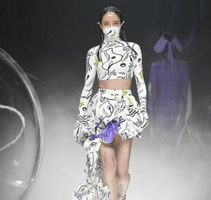 中国首场专业防晒主题大秀——素湃全波段钛防晒专利面料