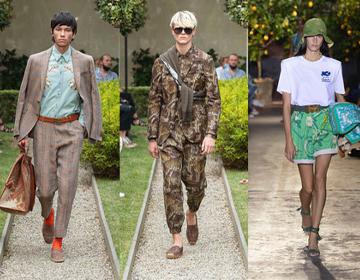 意大利奢侈品牌ETRO参加首届中国国际消费品博览会