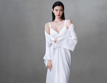 SILKY MIRACLE宣布奚梦瑶为品牌代言人