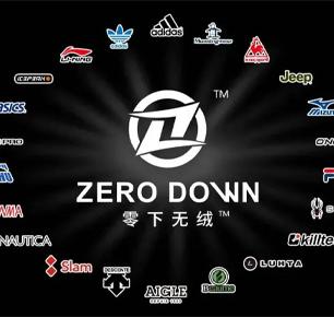 """零下无绒,低碳""""轻""""时尚!""""会说话""""的ZERO DOWN™让服装品牌、设计师、主播着迷!"""
