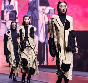 """第二十四届(2021)""""真皮标志杯"""" 中国国际皮革裘皮时装设计大赛在海宁成功举行"""