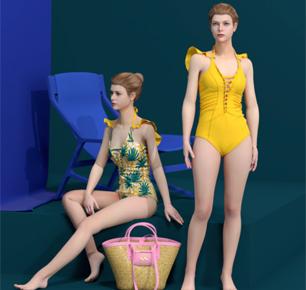 抽身996,学服装建模后创业,她因Style3D实现工作与生活双赢!
