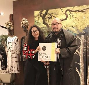 POP与韩国弘益大学达成合作,共促中韩时尚文化交流发展