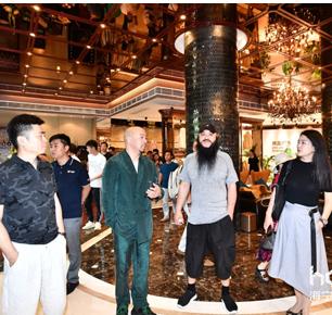 齐聚话时尚 共赢谋发展 | 中国服装协会LINKINGplus品牌对接沙龙引爆海宁