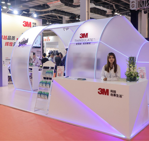 3M亮相2019上海国际校服展,共创校服产业可持续化发展