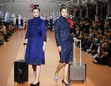 山东如意举办智能工厂实景大秀,揭密商务时尚新趋势
