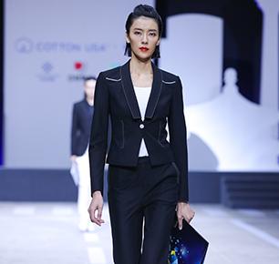 用设计带动产业链的一场创新  COTTON USA携手刘薇发布中国职业时尚趋势