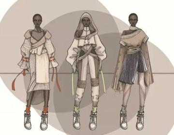 2018羊毛针织新锐设计师大赛演绎多样化的羊毛针织