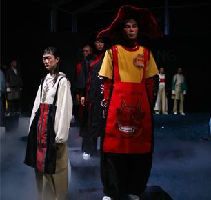 Junction —— EDI.Z LINGFENG上海时装周的首秀
