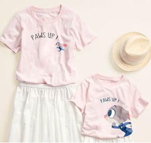 lativ诚衣夏季亲子款打造时尚有爱的家庭着装方案