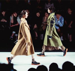 凡是过往,皆为序章——2018秋冬上海时装周风尚夜荣耀举行