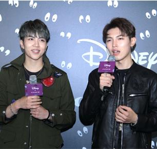 Disney X Coach 暗黑童话系列概念店于上海环贸广场iapm举办庆典活动