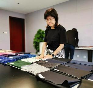 优可丝 BV·2019中国时尚面料设计大赛国际组评审会举行
