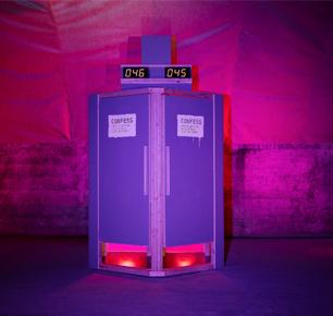 """""""UNFLUENCER–设计师的自省""""—— FREITAG 与艺术家GEORG LENDORFF在米兰设计周开启一场关于21世纪优劣设计的新讨论"""