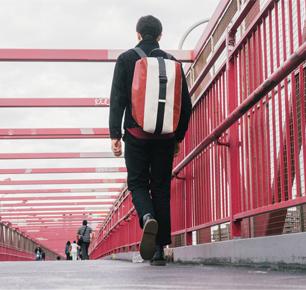 FREITAG为城市旅行者量身打造独一无二的多用途背包
