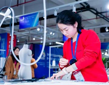 第45届世界技能大赛时装技术项目选拔赛火热进行中