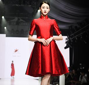 清君华服亮相2018北京时装周,让世界爱上东方时尚