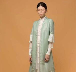 丝绸苏州2019 | 吴江桑尚丝绸,打造丝绸中式服装国际知名品牌