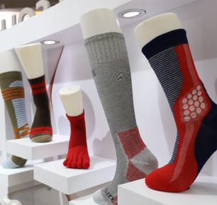 坚守创新精神,莱卡公司助推袜品产业发展