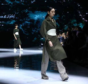 东方时尚日 | 助力杨晶晶、孙婷实现设计梦想
