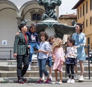 天猫潮童亮相Pitti bimbo童装展,再次开启国际化新潮童时代