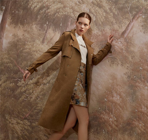 Lily商务时装秋季新品全线亮相