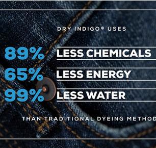 Gap集团宣布 将采用无水技术生产牛仔布