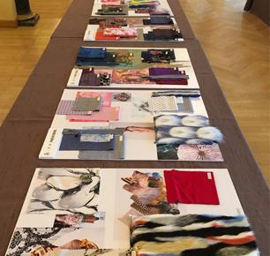 """""""丝路·米兰""""—— 中国流行面料创新展示与中意时尚对接会在米兰举办"""