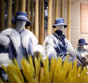 时装提速 | 2019海宁中国国际皮革裘皮时装展盛大举行