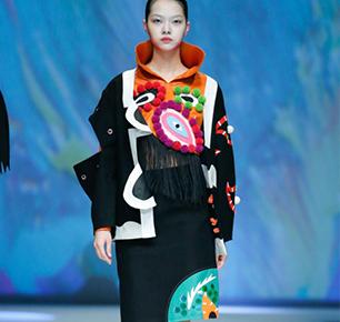 用服装致敬传统文化,探索新中式生活 —— 2019北京联合大学艺术学院毕业生作品发布