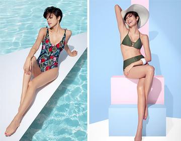 CALZEDONIA再携手Hikari Mori演绎亚洲限量泳装