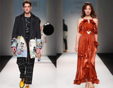 """迪士尼携手中国时尚设计新势力,推出""""源于致真经典"""