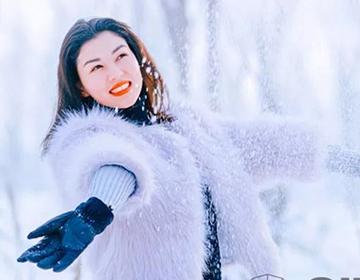 西域美人,踏雪而来——第六季SIUF国际超模大赛全国