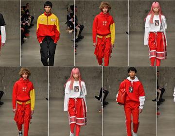 中国运动潮流崛起 李宁悟道霸屏纽约时装周
